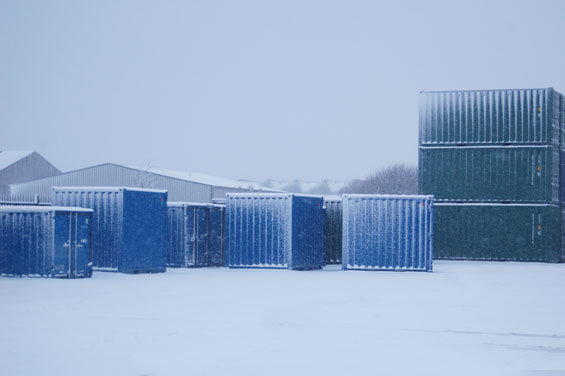 Chilled Containers