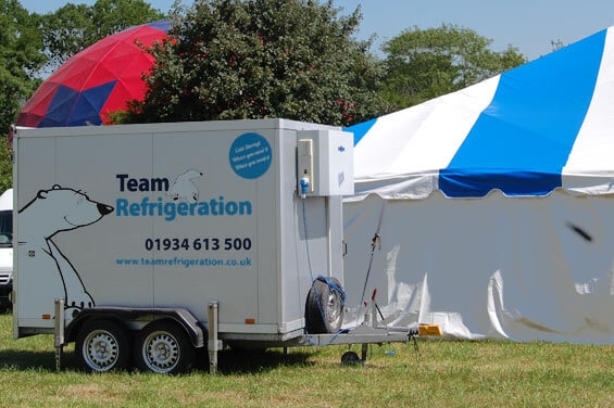 Event Refrigeration