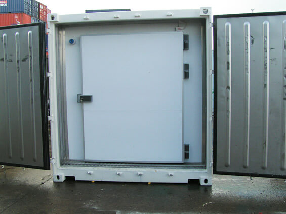 Freezer Container & Cold Storage Container Gallery - Team Refrigeration