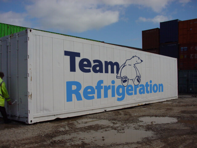 40ft Refrigerated Container for hire