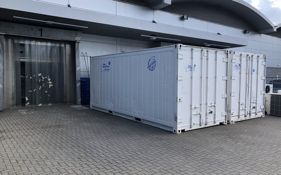 What is your minimum hire period for your refrigerated containers?