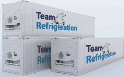 Refrigerated Container Remote Monitoring